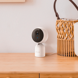 Caméra WiFi Full HD 1080p avec vision infrarouge 12 mètres - Ezviz