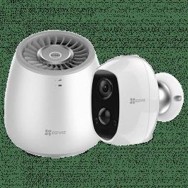 Station de base compatible 4G avec caméra C3A WiFi - Ezviz