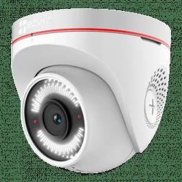 Caméra WiFi 1080p orientable pour extérieur avec son et flash dissuasifs - Ezviz