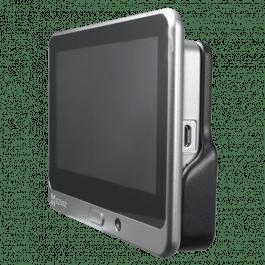 Sonnette et judas avec détection de mouvement et écran tactile - Ezviz
