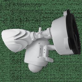 Caméra extérieure WiFi avec 2 spots LED 2500 Lm et sirène - Ezviz