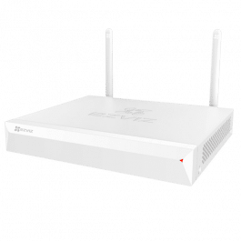 Enregistreur NVR WiFi 4 cannaux avec disque dur 1TO - Ezviz