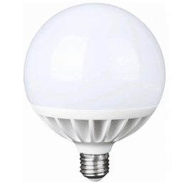 Ampoule led Globe autodimmable 12W blanc chaud - FamilyLed