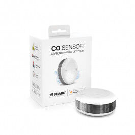 Capteur de monoxyde de carbone Bluetooth compatible Apple HomeKit - Fibaro