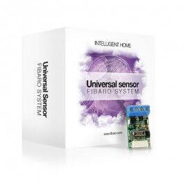 Détecteur Universel Z-Wave FGBS-001 - FIBARO