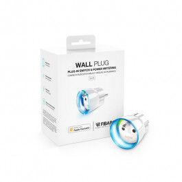 Module prise et consomètre Bluetooth compatible Apple HomeKit - Fibaro