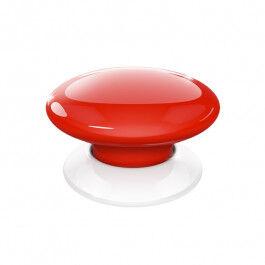 Bouton de commande Z-Wave Plus rouge - Fibaro