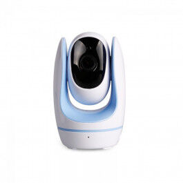 Caméra de surveillance IP Wi-Fi pour bébé FosBaby Bleue - Foscam