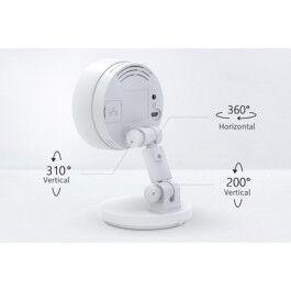 Caméra IP Wifi 2MP avec détection de mouvement intelligente - Foscam