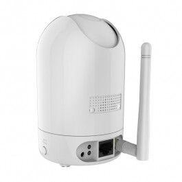 Caméra de surveillance intérieure motorisée 1080p Blanche - Foscam