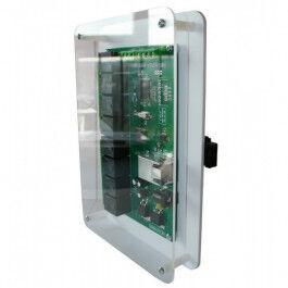 Support rail Din pour cartes IPX - GCE Electronics