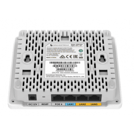 Point d'accès sans fil WiFi 802.11ac portée 100 mètres 3 Ports - GrandStream