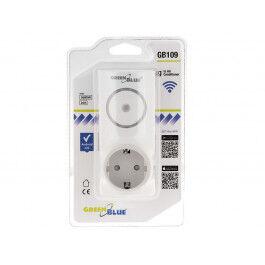 Contrôleur Wifi prise pour climatiseurs 3680W - GREENBLUE