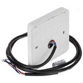 Lecteur de badge RFID EM 125Khz blanc - Hikvision