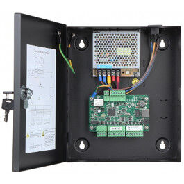 Contrôleur d'accès avec sortie alarme et relais d'ouverture - HIKVISION