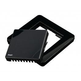 Kit plastique noir pour thermostat connecté Z-Wave - HeatIt