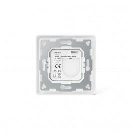 Télécommande murale blanche sans fil Z-Wave à quatre boutons - HeatIt