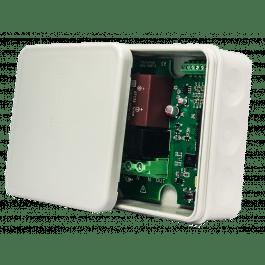 Module relais 25A avec protection IP55 compatible Z-Wave - HeatIt