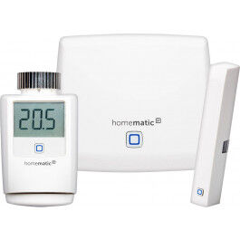 Kit de démarrage commande de chauffage à distance Homematic IP - Homematic