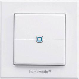 Interrupteur mural sans fil Homematic IP - Homematic