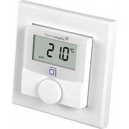 Thermostat mural sans fil Homematic IP - Homematic