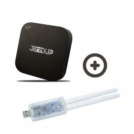 Box domotique Jeedup (Powered by Jeedom) Version 2 avec RFPlayer 433 et 868 Mhz - Wizelec