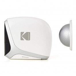 Caméra de surveillance 1080p, WiFi, sans fil, autonome et IP65 - Kodak