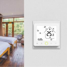 Thermostat connecté Zigbee pour chaudière eau et gaz 3A - MOES
