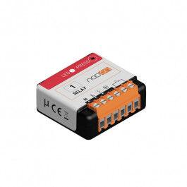 Module multifonction Zigbee pour chauffage, porte de garage ou chaudière - Nodon