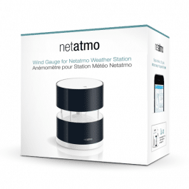 Anémomètre pour station météo Netatmo