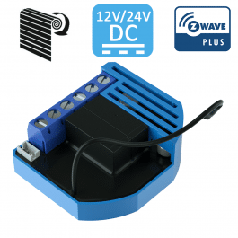 [PRODUIT-D'OCCASION] Module Volets roulants DC Z-Wave Plus à encastrer - QUBINO