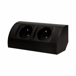 Bloc prises cuisine 3500 Watts couleur noir - Orno