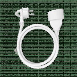 Rallonge électrique de 3 mètres et section 1,5mm2 - Orno