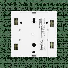 Carillon ding-dong 230VAC avec finition Quarto AC - Orno
