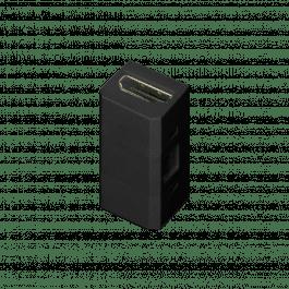 Module remplaçable HDMI noir pour bloc prise GM-9011 - Orno