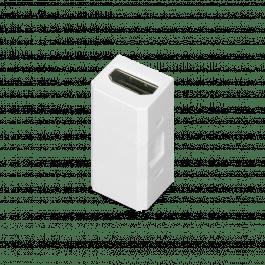 Module remplaçable HDMI blanc pour bloc prise GM-9011 - Orno