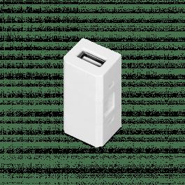 Module remplaçable USB blanc pour bloc prise GM-9011 - Orno