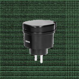 Prise radio extérieure avec protection IP44 compatible Orno Smart Home et RFXCom - Orno