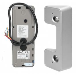 Vidéo phone pour immeuble 1 appartement avec digicode et RFID - Vibell