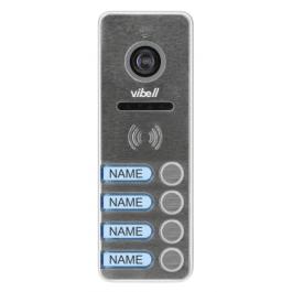 Vidéo phone pour immeuble 4 appartements - Vibell