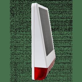 Sirène solaire extérieure 2 Z-Wave plus - Popp