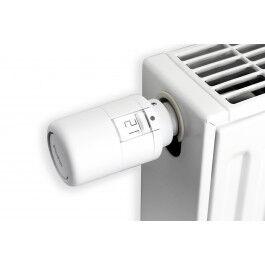 Tête thermostatique Zigbee pour radiateur compatible SmartThings - Popp