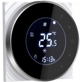 [RECONDITIONNÉ] Thermostat connecté compatible Alexa et Google Home couleur noir - BECA
