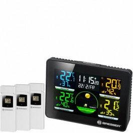 [RECONDITIONNÉ] Station météo avec thermomètre et hygromètre sur 4 zones - Bresser