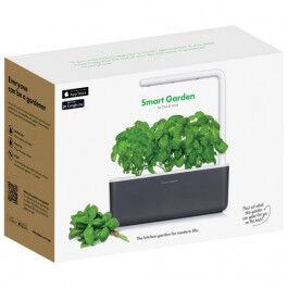 [RECONDITIONNÉ] Jardin d'intérieur Smart Garden 3 Dark Grey - Click and Grow