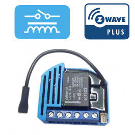 [RECONDITIONNE] Module 1D contact sec Z-Wave Plus encastrable - QUBINO