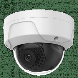 Caméra IP dôme POE H265 2Mpx couleur blanche - Safire