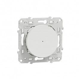Interrupteur pour éclairage Zigbee 3.0 Wiser Odace Blanc - SCHNEIDER ELECTRIC