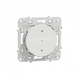 Interrupteur pour volets roulants Zigbee 3.0 Wiser Odace Blanc - SCHNEIDER ELECTRIC