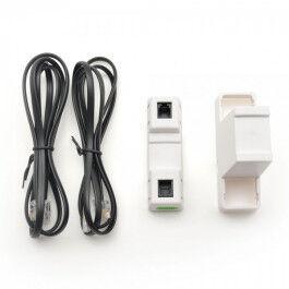 Sonde de température pour tuyau/réservoir 1m de câble - SECURE